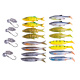 Savage Gear Perch Crazy Blade Shadpack