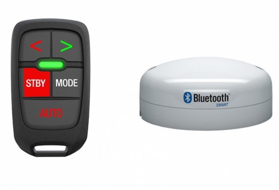 WR10 Wireless Remote and BT1 Bluetooth Base station i gruppen Elektronik / Autopilot hos Sportfiskeprylar.se (00012316-001)