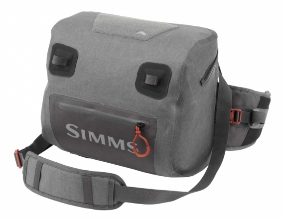 Simms Dry Creek Z Hip Pack Pewter i gruppen Förvaring / Hip packs hos Sportfiskeprylar.se (12054-015-00)
