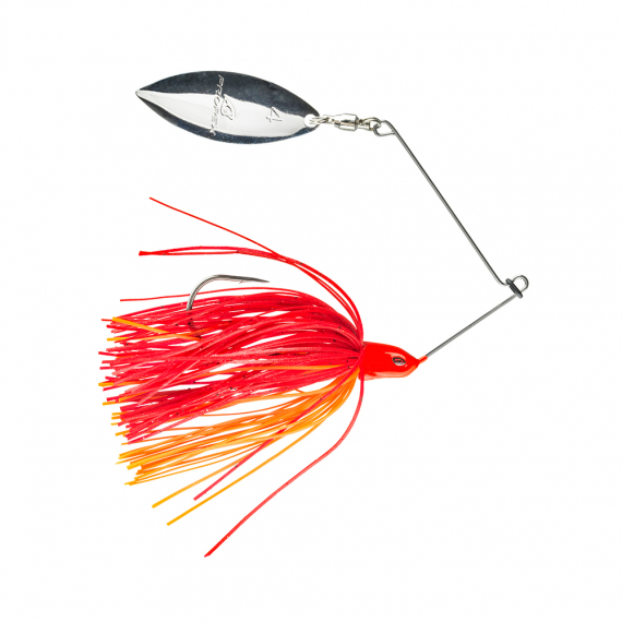 Daiwa Prorex Willow Spinnerbait 7g SC ORANGE DEVIL i gruppen Fiskedrag / Spinnerbaits hos Sportfiskeprylar.se (209361)