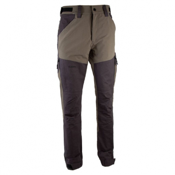 Fladen Trousers Authentic 3.0 4-Way Stretch, Green/Black i gruppen Kläder / Byxor & Shorts hos Sportfiskeprylar.se (22-82991-Lr)