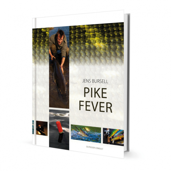 Westin Pike Fever Book English i gruppen Övrigt / Fiskefilm & Böcker / Fiskeböcker hos Sportfiskeprylar.se (JB-BOOK-PIKE-UK)
