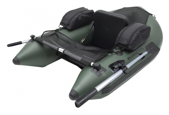 Admiral Float Tube Green/Black i gruppen Övrigt / Flytringar & Belly boats hos Sportfiskeprylar.se (KS15320)