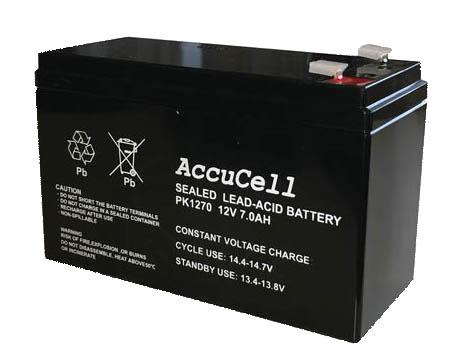 batteri till ekolod