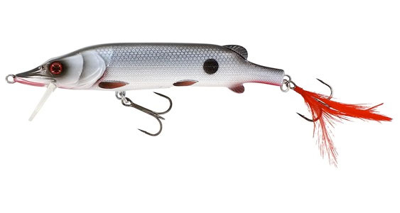 Mike the Pike, (HL) 140 mm 30g i gruppen Fiskeprylar / Wobblers / Mike The Pike hos Sportfiskeprylar.se (WS19007r)