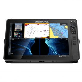 Lowrance HDS-16 LIVE, ROW XD AI 3-IN-1