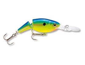 Rapala Jointed Shad Rap, PRT, 7 cm