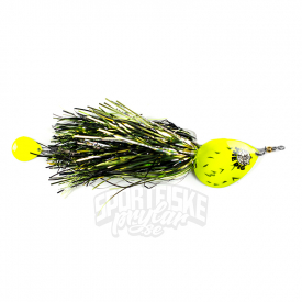 The Pig Pigspin 40g - Green/Black/Silver