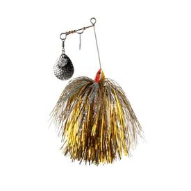Pig S Bait Jr, Silver - Orange/Yellow