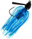 Bass Pro Enticer Pro Series Rattling Jig, 10,5g, Electric Blue