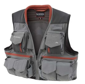 Simms Guide Vest Steel L