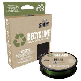 Sufix Recycline Green 300m - 0,18mm