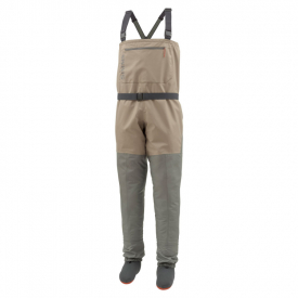 Simms Tributary Stockingfoot Tan L