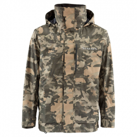 Simms Challenger Jacket Hex Flo Camo Timber L