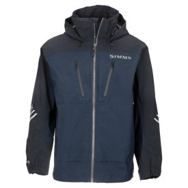 Simms ProDry Gore-Tex Jacket Admiral Blue - M