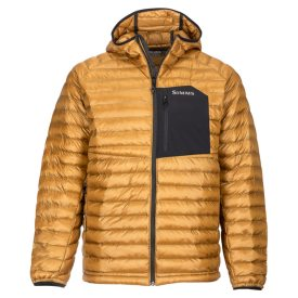 Simms ExStream Hooded Jacket Dark Bronze - L
