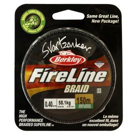 FireLine 0,45mm 150m Svartzonker Braid