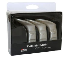 Svartzonker McHybrid Spare Tails - Pearl White