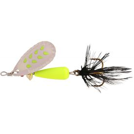 Droppen Fluo Chartreuse 8g  Silver