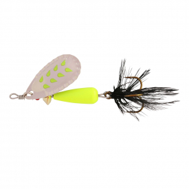 Droppen Fluo Chartreuse 12g  Silver