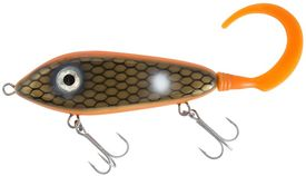 SvartZonker Big McMy 22cm Tail 78g  - Copper Orange