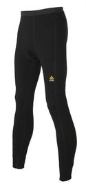 Aclima Warmwool Longs Jet Black, Large