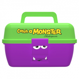 Catch a Monster Play Box - Purple