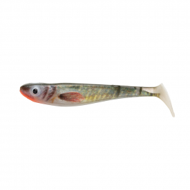SvartZonker McPerch Shad Realistic Colors 7.5cm (8-pack) - Real Pike