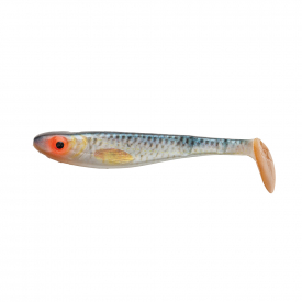SvartZonker McPerch Shad Realistic Colors 7.5cm (8-pack) - Real Roach