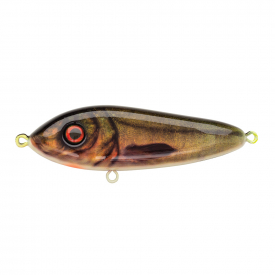 SvartZonker Mcjerk Realistic Colors 12cm - Real Tench