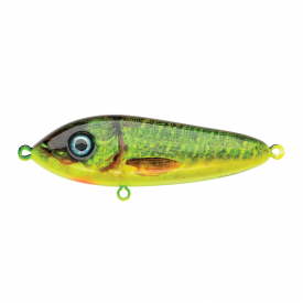 SvartZonker Mcjerk Realistic Colors 12cm - Hot Pike