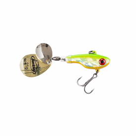 Berkley Pulse Spintail 5g - Candy Lime