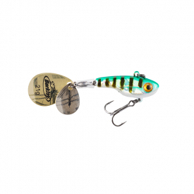 Berkley Pulse Spintail 9g - Holo Perch