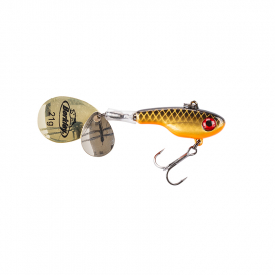 Berkley Pulse Spintail 9g - Dark & Dirty Roach
