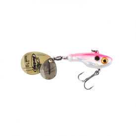 Berkley Pulse Spintail 9g - Pearl Pink