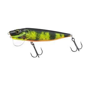Maxximus Predator Pike Prey Popper 95mm Hot Perch