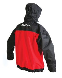 Team Jacket Red Black L