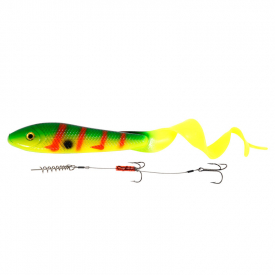 IFISH The Hitman Soft Tail 22cm, 115g - #10 Hot Perch