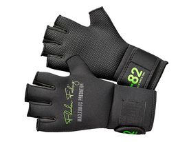 Maxximus Neoprene Gloves long fingerless L