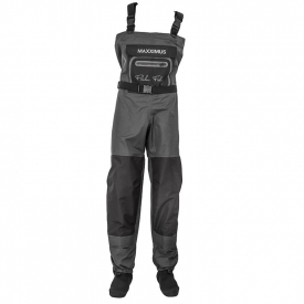Fladen Maxximus Breathable Stocking Foot Waders - 2XL