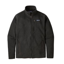Patagonia M's Better Sweater Jacket Black, XXL