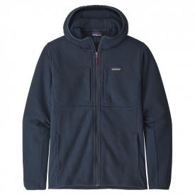 Patagonia M's LW Better Sweater Hoody New Navy, M