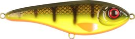 Buster Jerk, sinking, 15cm, Hot Baitfish