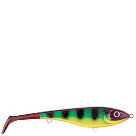 Bandit Paddle Tail, slow sink, 22cm, Firetiger - Red