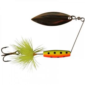 Attract Spinner Tail,12gr, Orange Blackdots