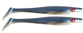 Pig Shad Jr 20cm Blue Shark