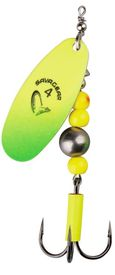 Savage Gear Caviar Spinner #4 14g 07-Yellow / Chartreuse