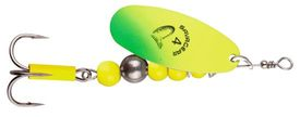 Savage Gear Caviar Spinner #4 18g 07-Yellow / Chartreuse