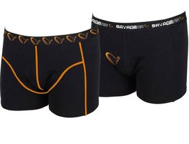 Savage Gear Boxer Shorts, 2 pack L