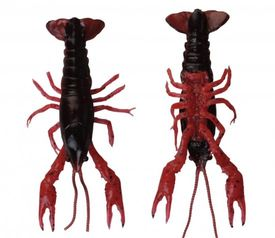 Savage Gear LB 3D Crayfish 8cm 4g F 4-pack Red